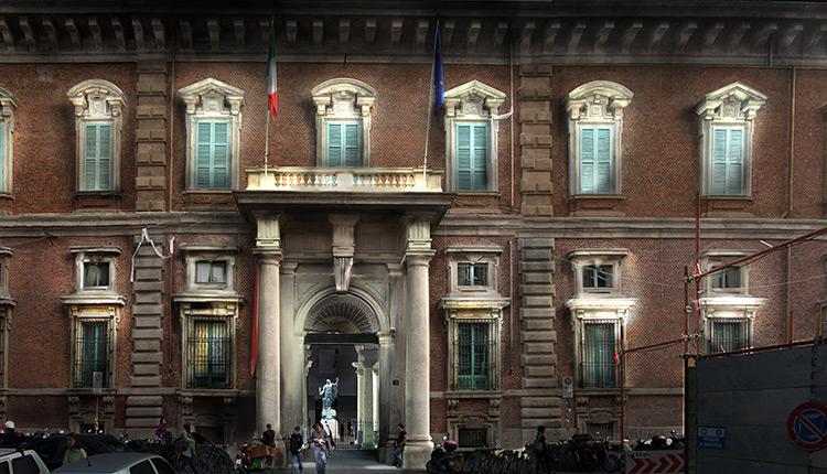 Castagnaravelli illuminazione accademia di brera for Accademia di milano